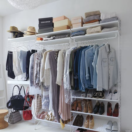 String Deluxe Closet