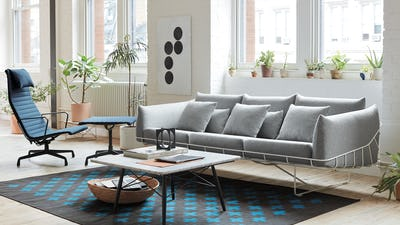 Wireframe Sofa Collection
