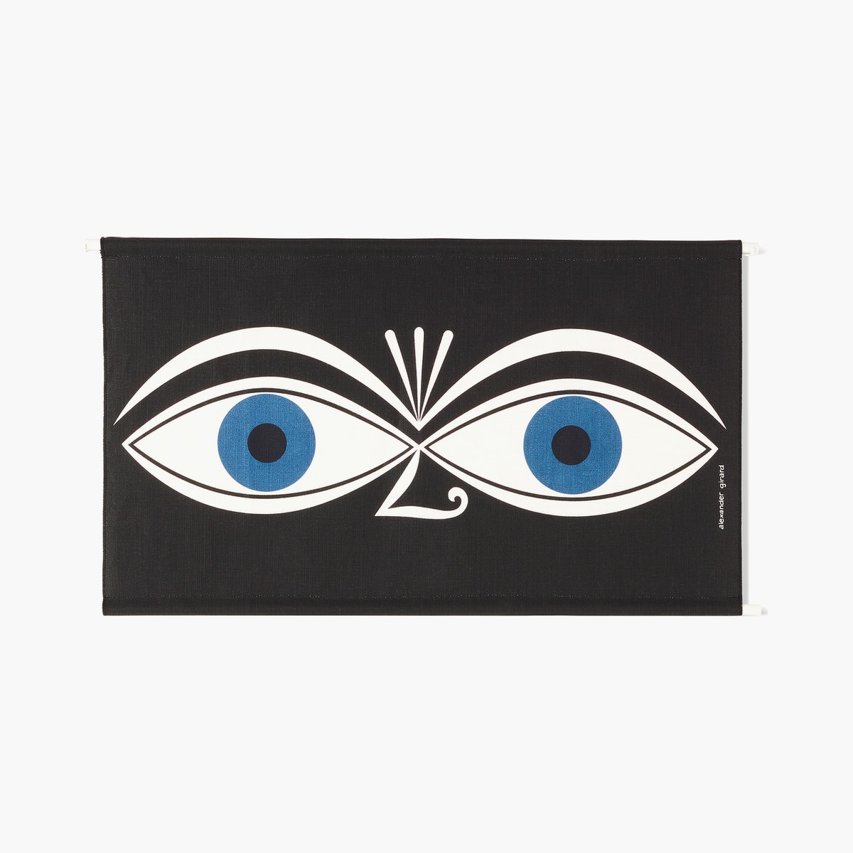 """Eyes"" by Alexander Girard"