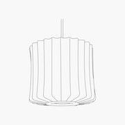 Nelson Lantern Bubble Pendant