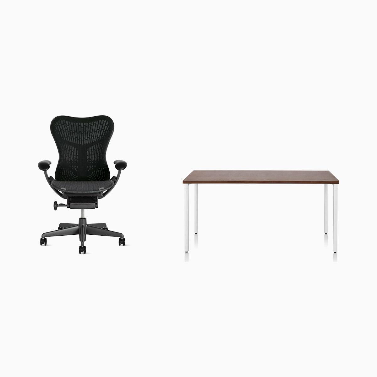 Mirra 2 / Everywhere Table Office Bundle