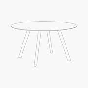Copenhague 25 Dining Table