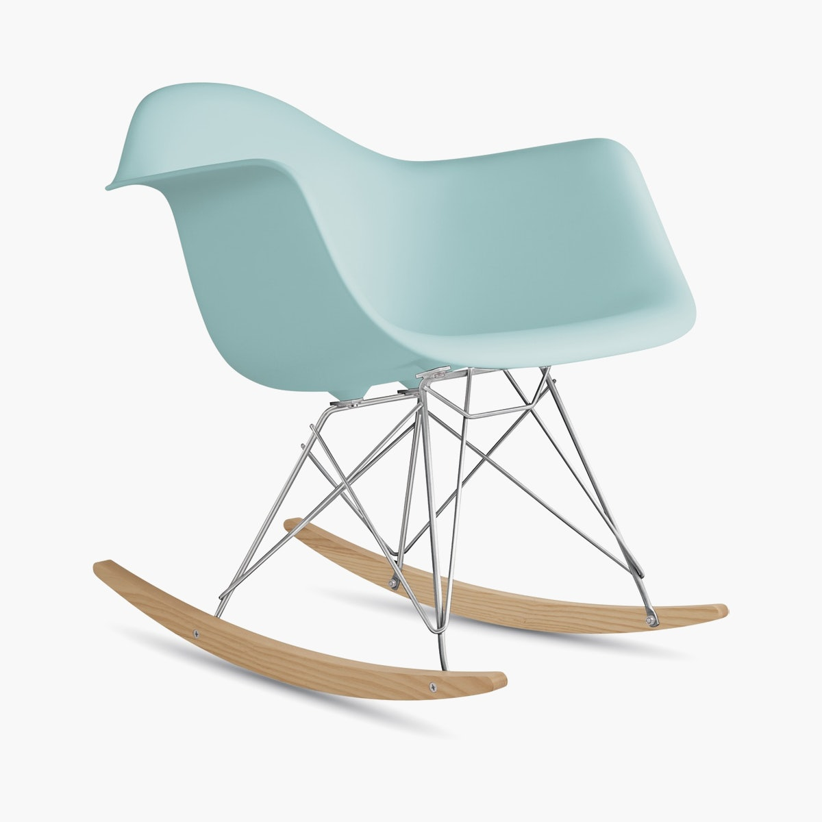Eames Rocking Shell Chair