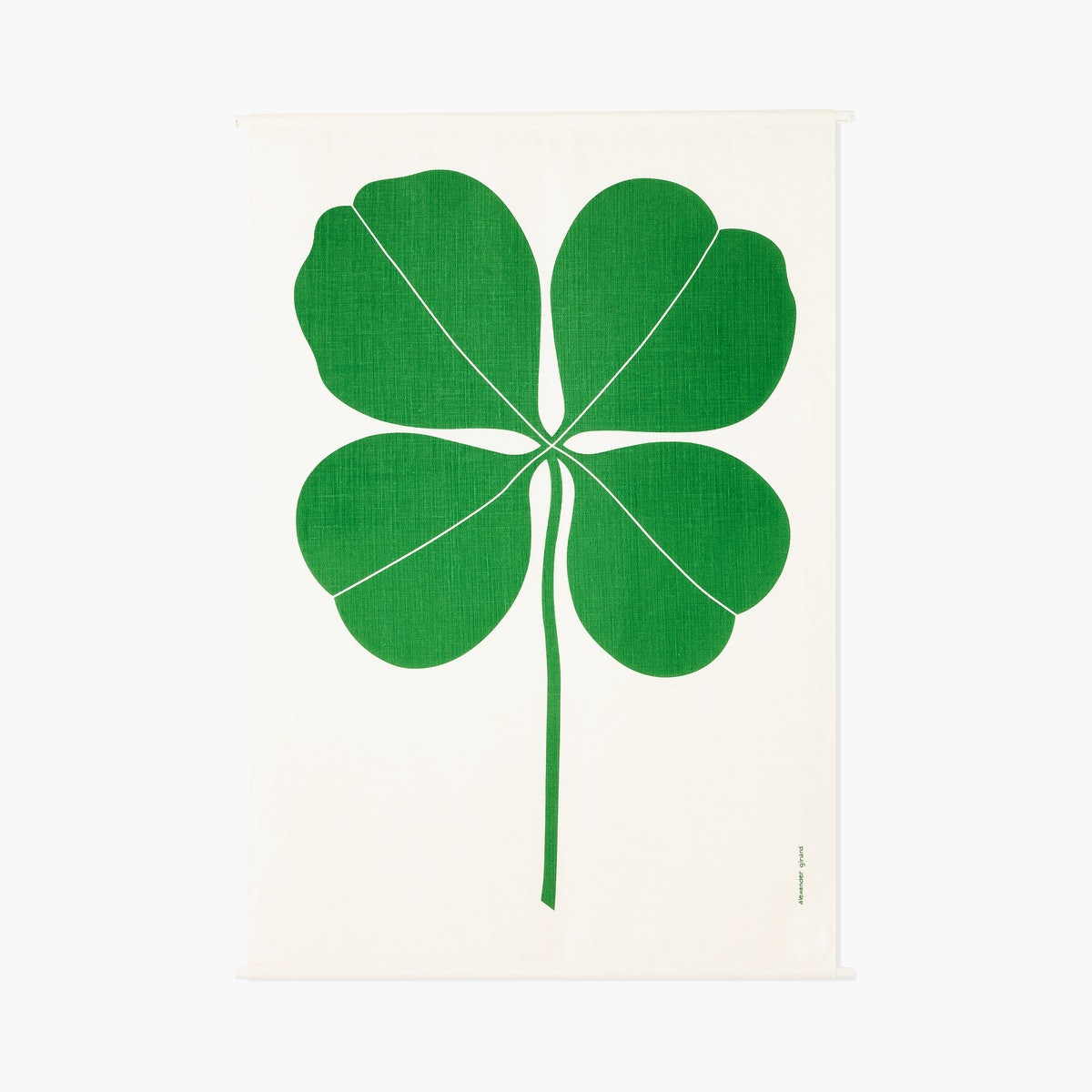 """Four Leaf Clover"" by Alexander Girard"