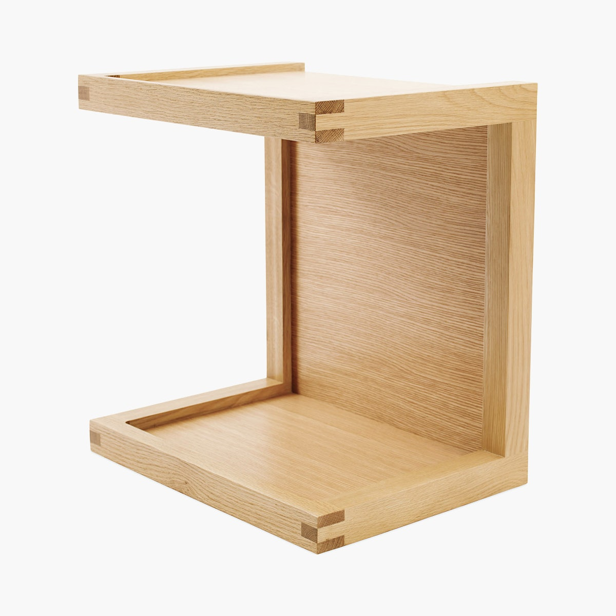 Matera Bedside Table, without Drawer