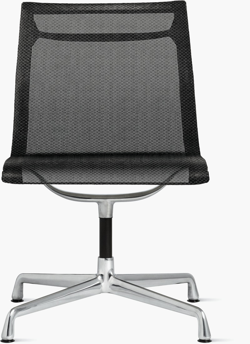 Eames Aluminum Group Side Chair - Design Within Reach