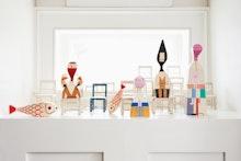 Girard Wooden Dolls