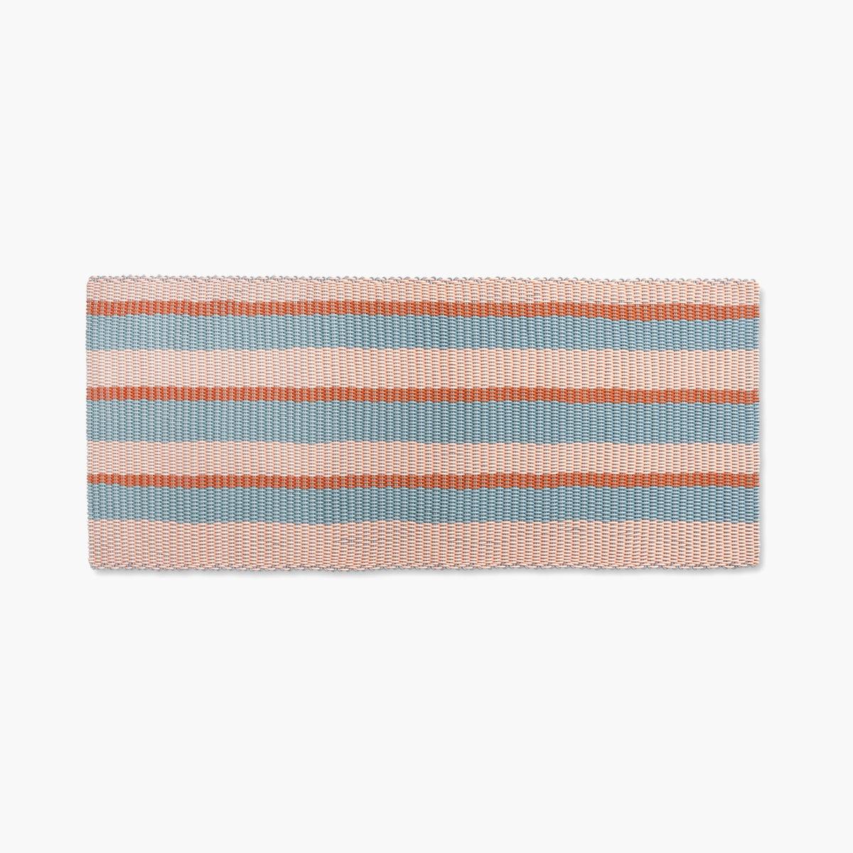 Solid Stripes Floor Mat