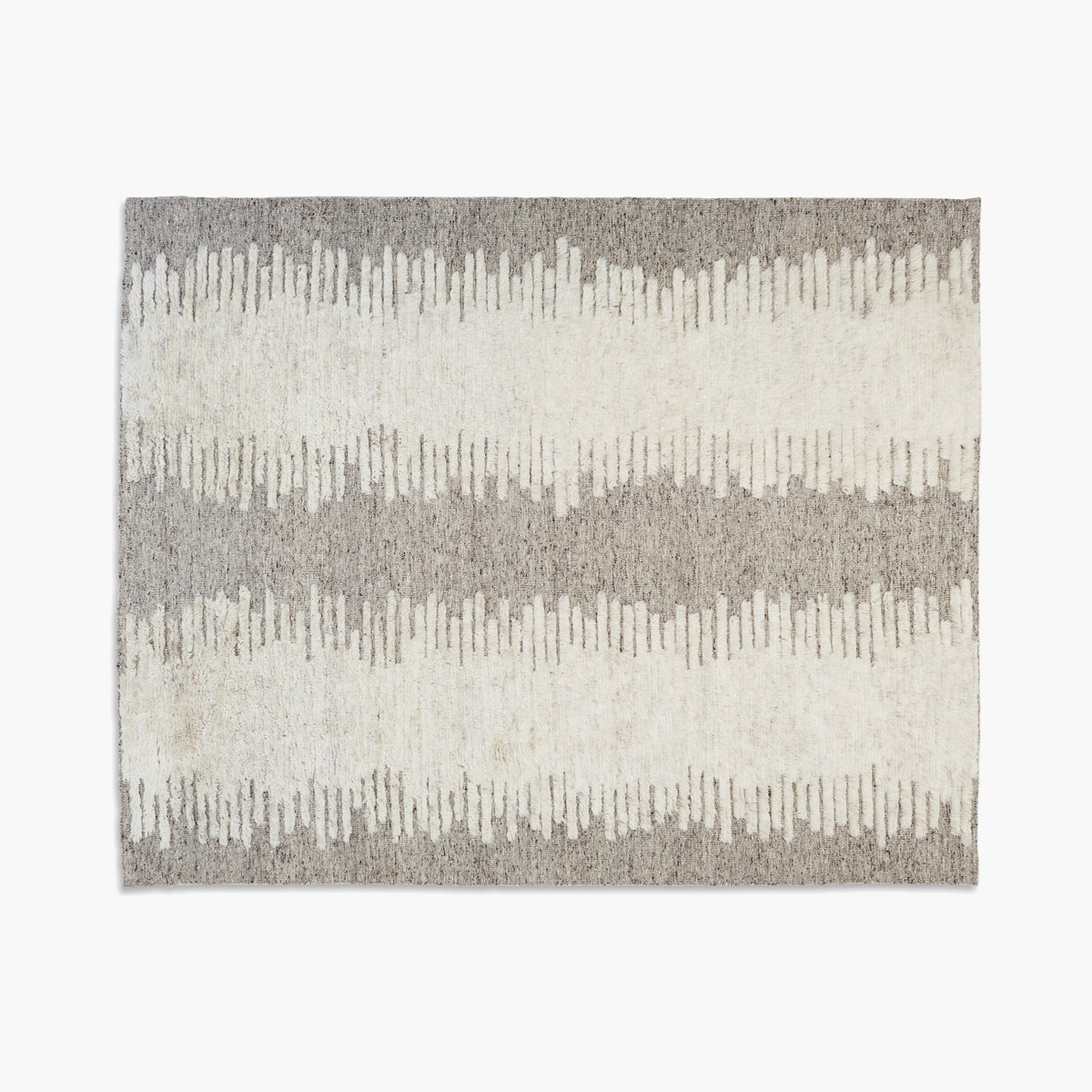 Dor Handknotted Moroccan Wool Rug