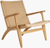 CH25 Easy Chair