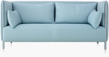ColourForm Two Seat Sofa (Non Quilted)
