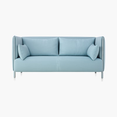 ColourForm Two-Seater Sofa