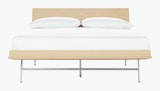 Nelson Thin Edge Bed, Queen