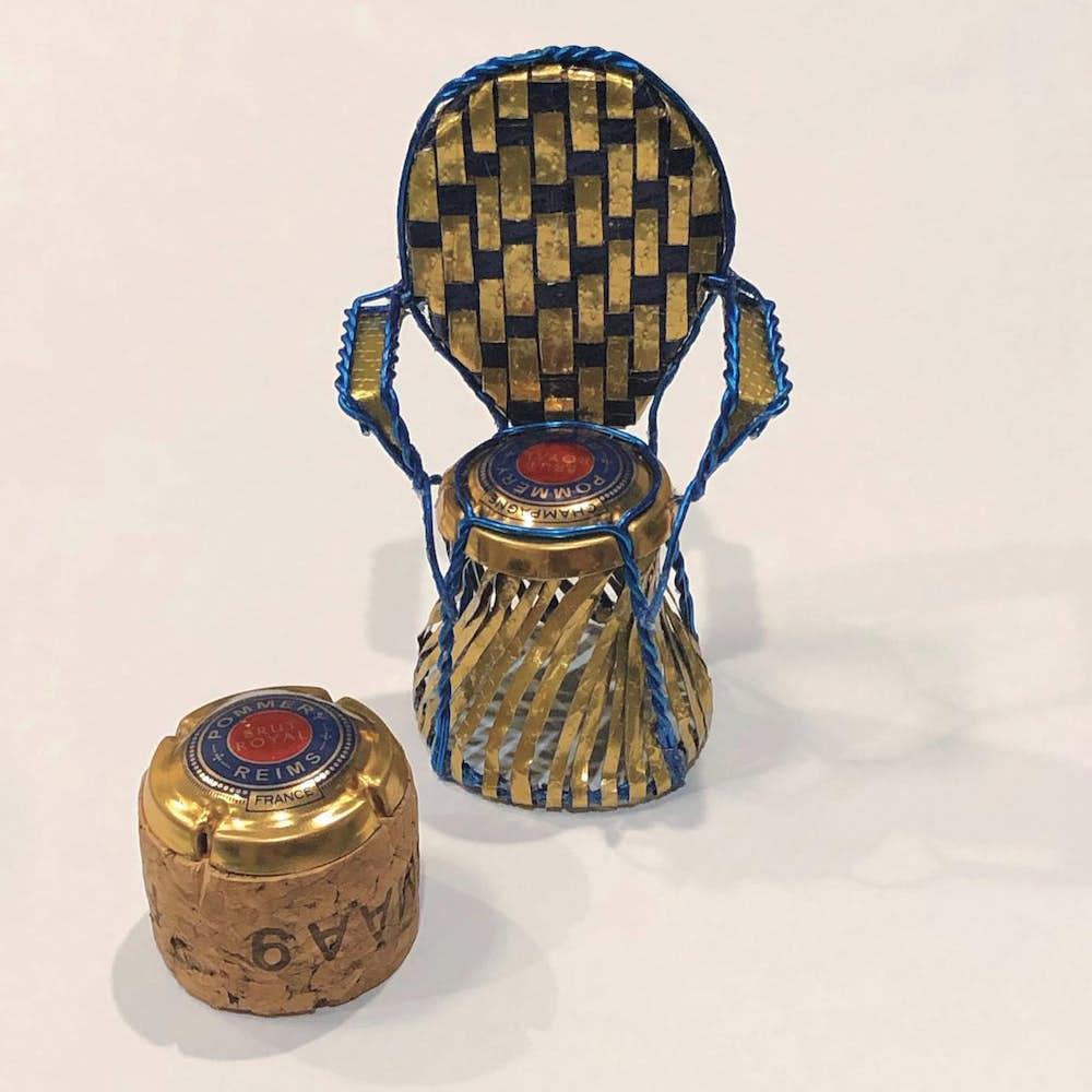 Pommery Prize: Pommery Throne