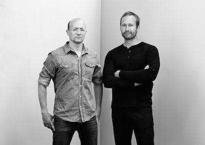 Torbjørn Anderssen and Espen Voll