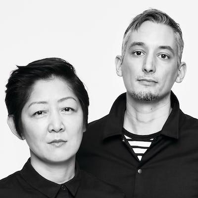 Ayako Takase and Cutter Hutton
