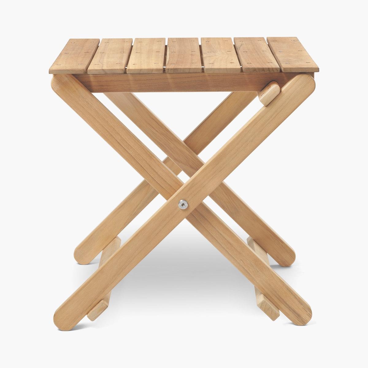 Deck Folding Side Table