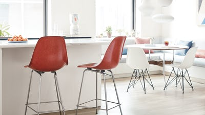 Eames Stool Collection