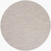 Chilewich Boucle Round Floor Mat