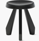 524 Tabouret Meribel Stool