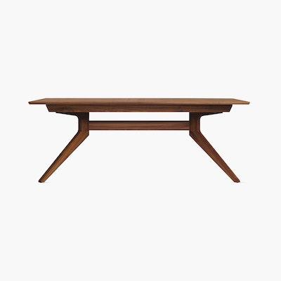 Cross Extension Table Rectangular