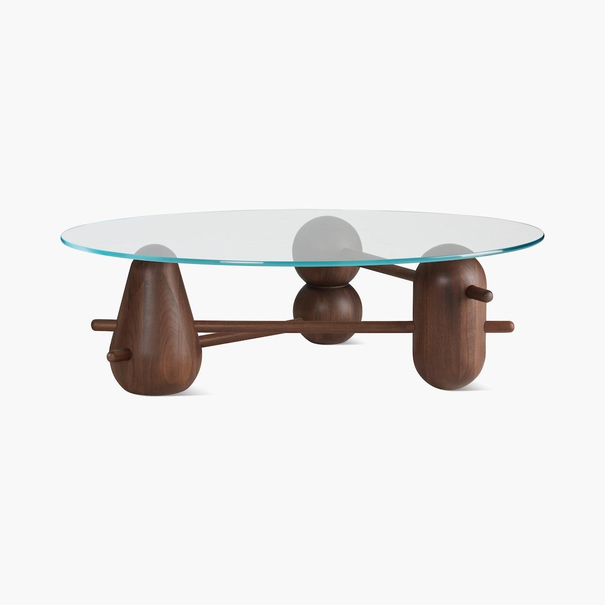 Hew Coffee Table, Ellipse