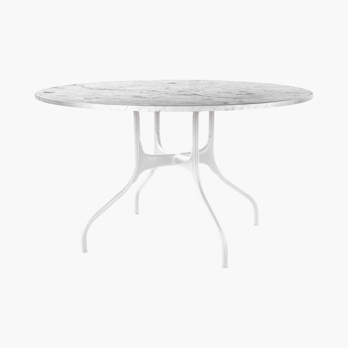 Milà Table, Round
