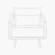 Costura Armchair