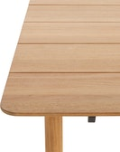 Terassi Double Leaf Extension Table
