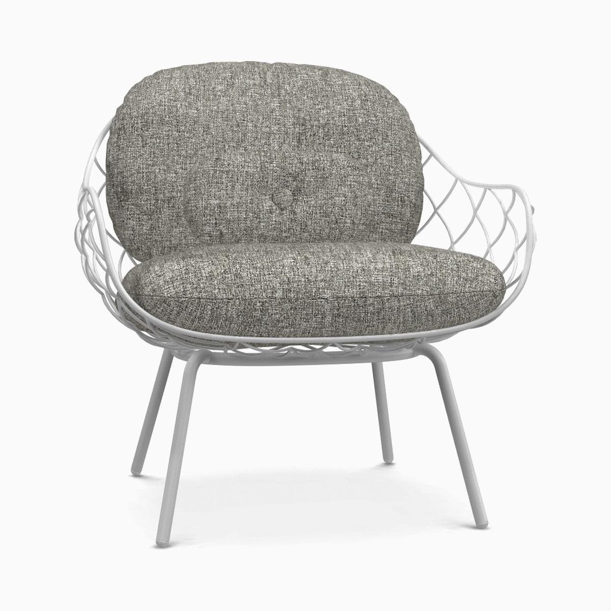 Pina Outdoor Low Chair Lumbar Cushion