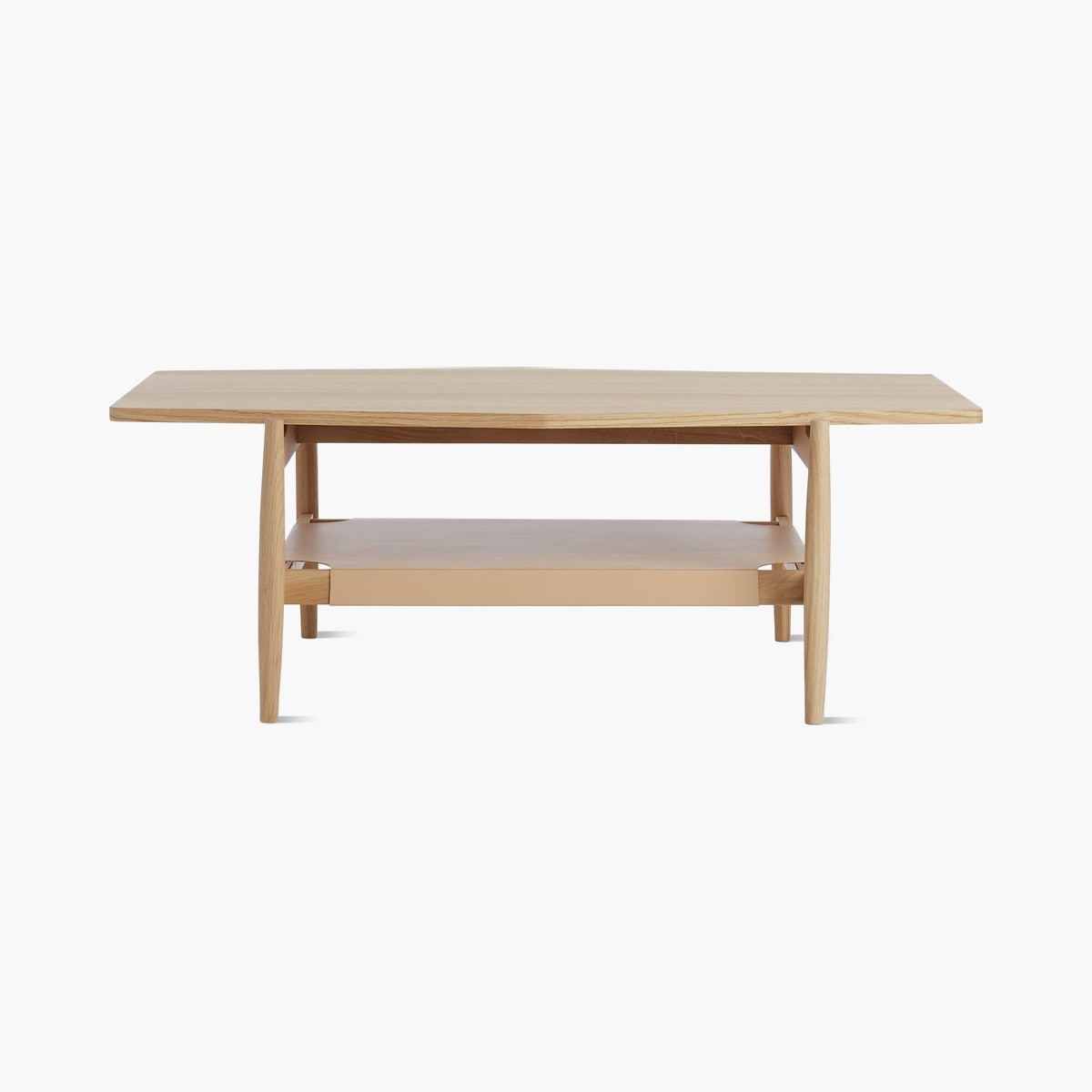Risom T.301 Hexagon Coffee Table
