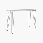 Lau Console Table