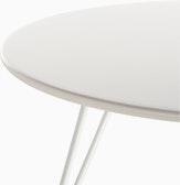 Polygon Small Wire Table