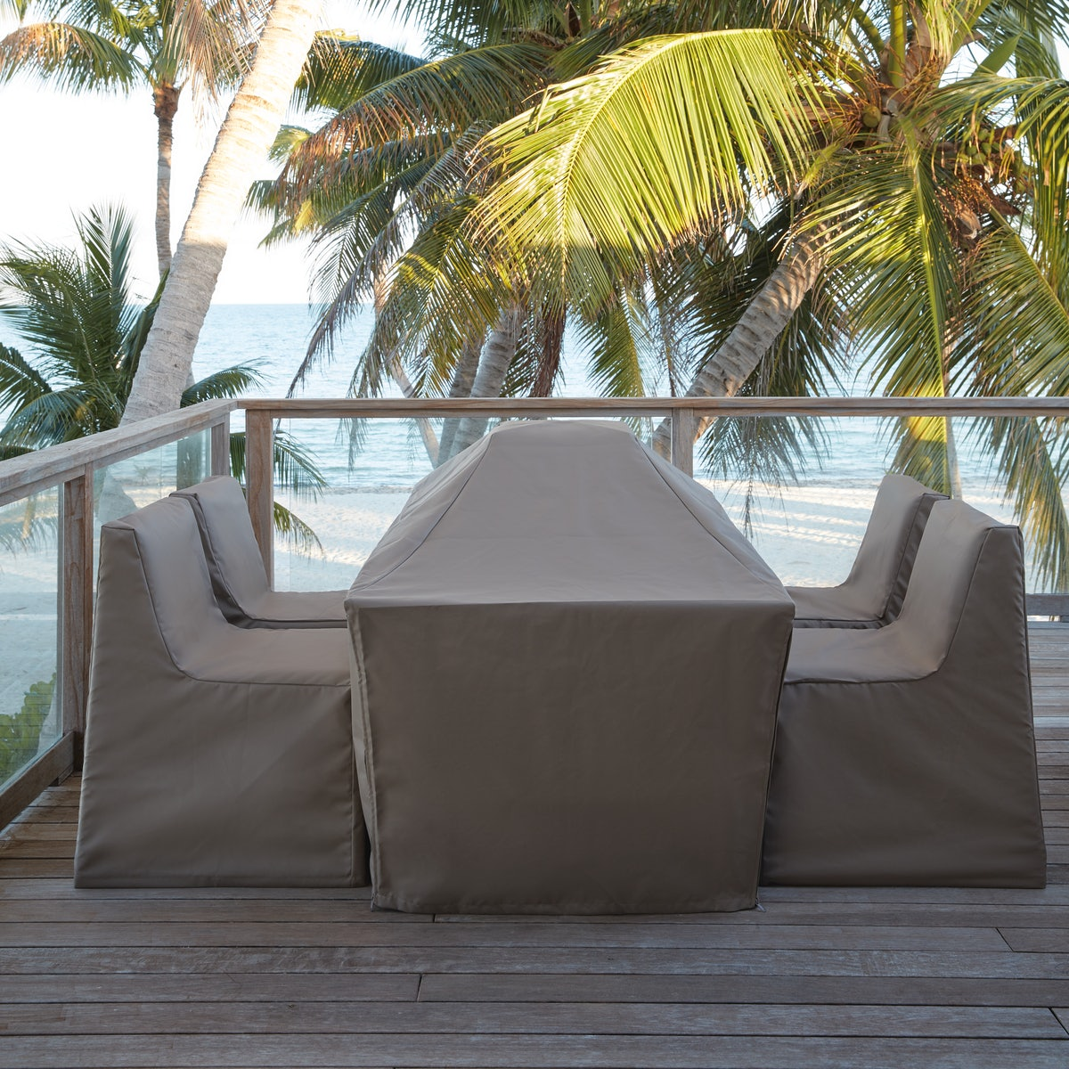 Finn Outdoor Furniture Cover Dining Table