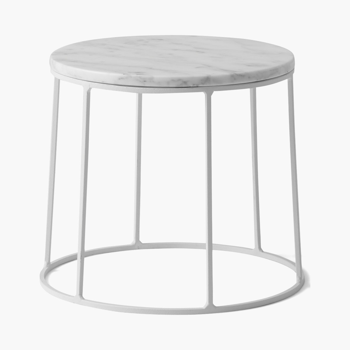 Marble Wire Table