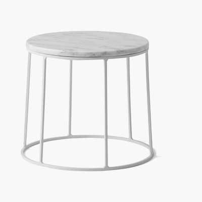 Menu Marble Wire TableSmall