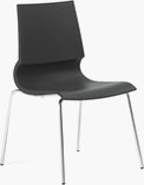 Gigi Stacking Chair,  Armless