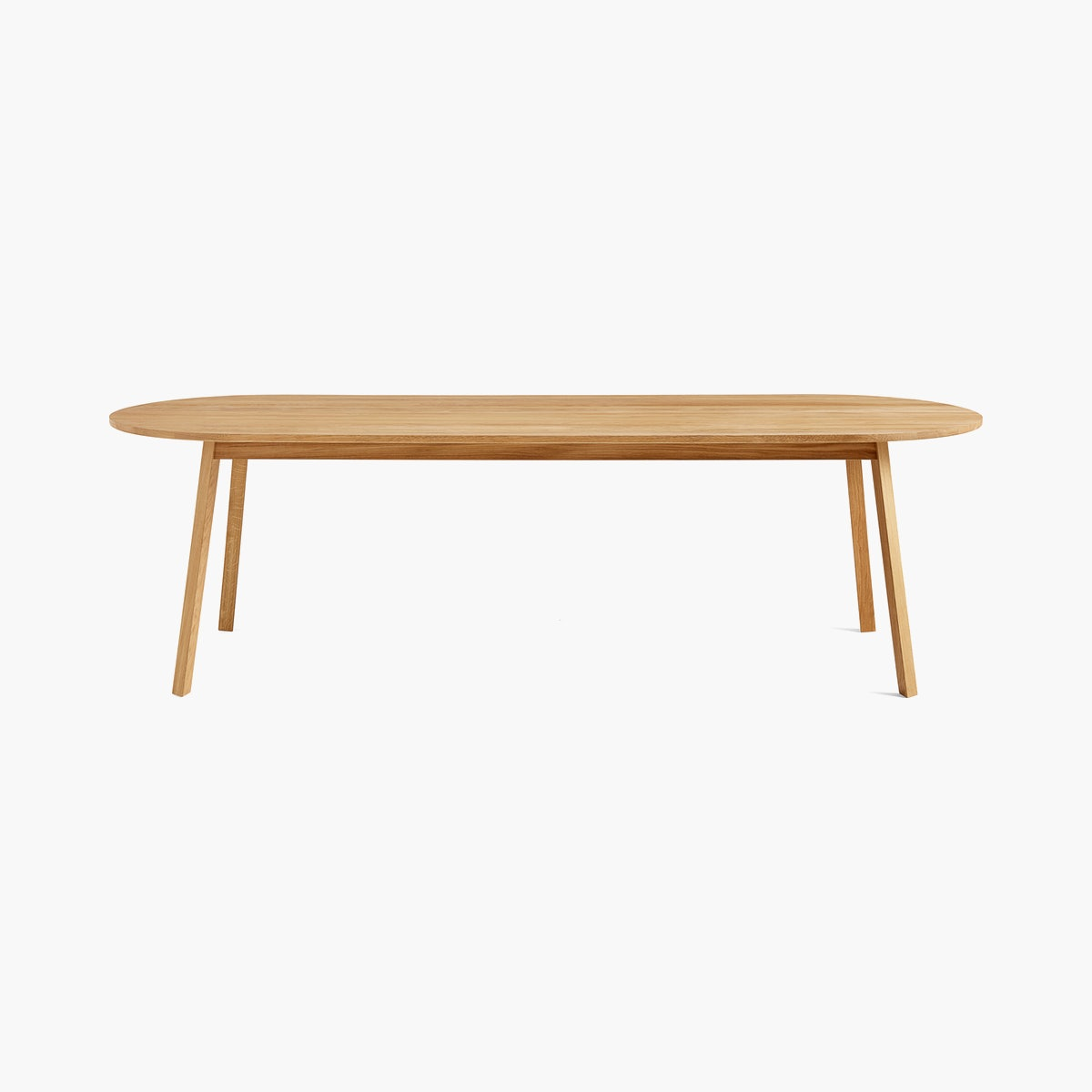 Triangle Leg Table