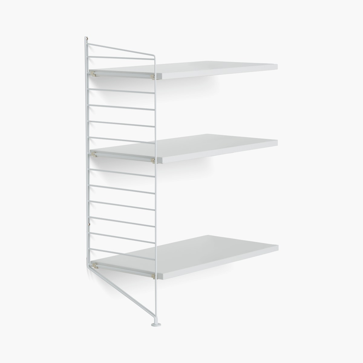 String Floor Shelving