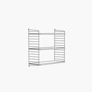 "30"" High - 1 Bay - 32"" Wide Shelves"