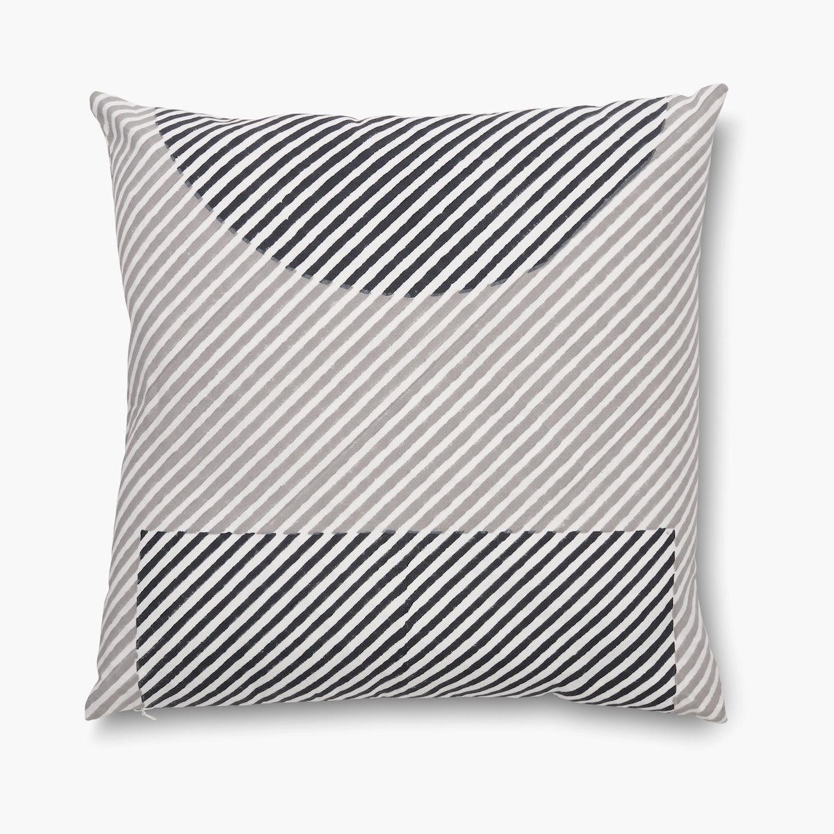 Block Shop Stripe Dot Pillow