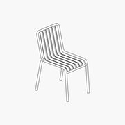 Palissade Side Chair