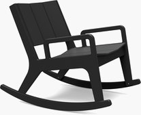 No. 9 Rocking Lounge Chair