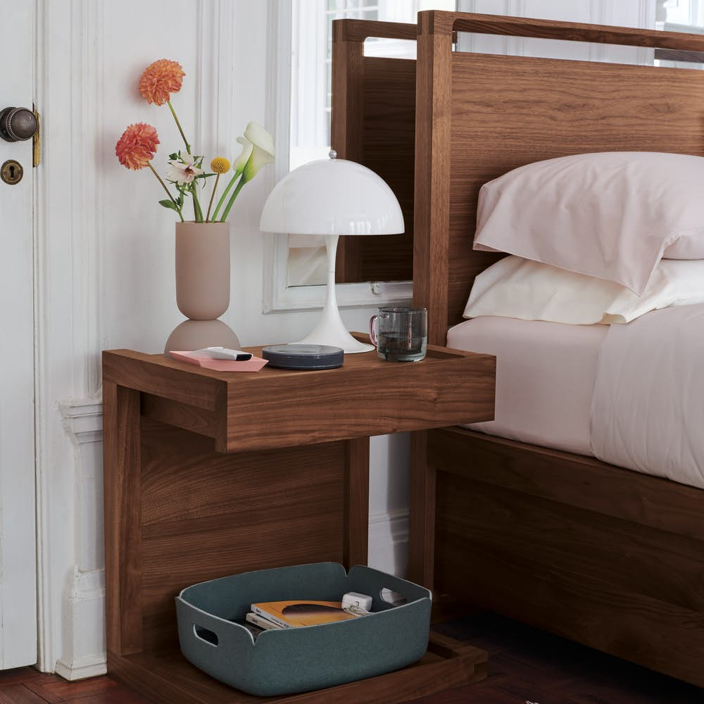 Matera Bedside Table with Drawer