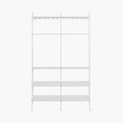 String Kitchen Shelving