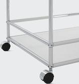 USM Haller Bar Cart