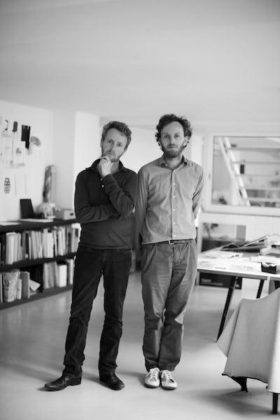 Ronan and Erwan Bouroullec