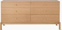 Pillar Wide Dresser