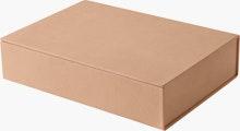 Fritz Hansen Leather Box Large