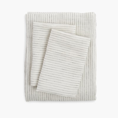 DWR Linen Sheet Set